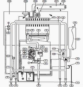 Снять теплообменник на будерус Уплотнения теплообменника КС 300 Биробиджан