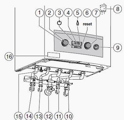 Buderus logamax u042-24k схема подключения