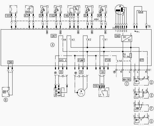 инструкция по эксплуатации газового котла висман Vitopend 100-w - фото 6